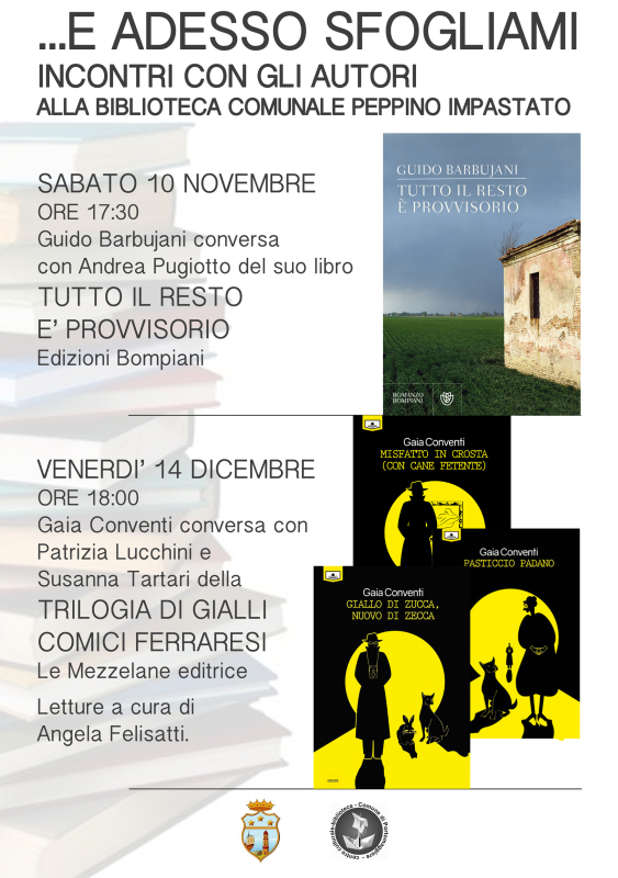 Comune di Portomaggiore (FE) - Agenda